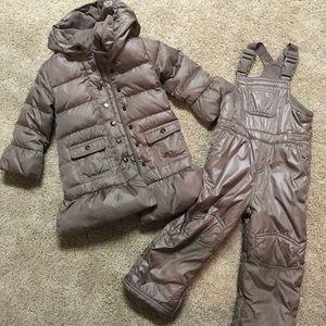 Baby gap snow set for toddler girl